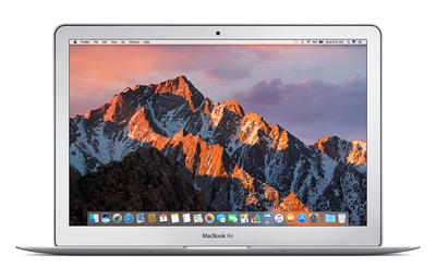 "Apple MacBook Air 13,3"" Core i5 128 Go Argent Qwerty"