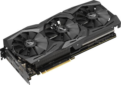 Asus ROG Strix GeForce RTX 2070 OC Edition - 8 GB GDDR6 - 90YV0C90-M0NA00