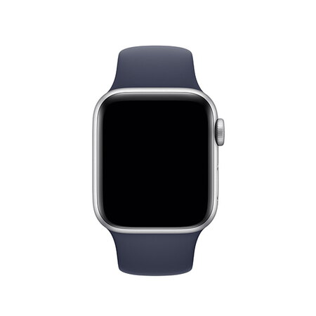 Apple Watch 40 mm Middernachtblauw sportbandje (S/M/L)