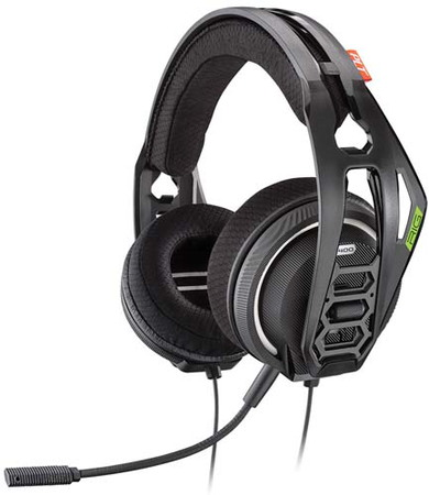 Plantronics RIG 400 Dolby Atmos Gaming Headset PC - Zwart