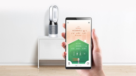 Dyson Luchtreiniger Pure hot + cool new