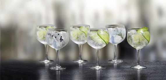 Royal Leerdam Verres à Gin-tonic  -Time to Party - 65cl