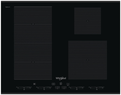 Whirlpool Taque induction SMC654F/BT/IXL