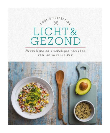 Parragon Cook's collection - Licht & Gezond