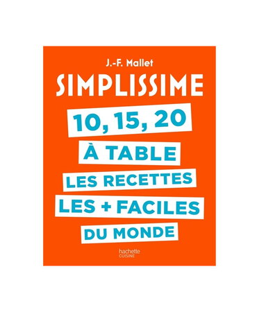 Hachette Simplissime ; 10, 15, 20 à Table