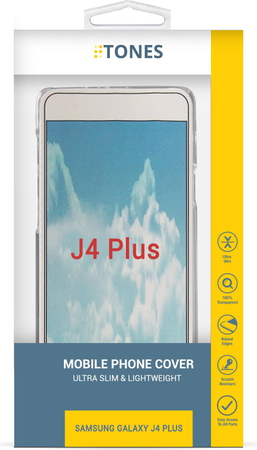 Tones Backcover voor Galaxy J4+