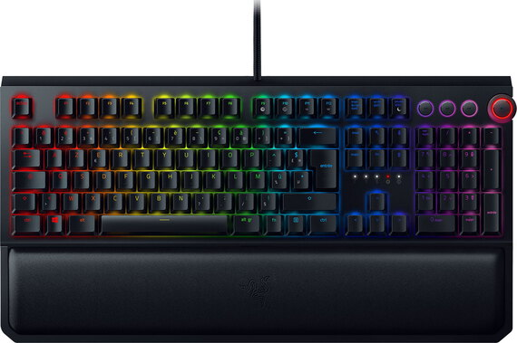 Razer BlackWidow Elite (Green Switch) - Azerty FR
