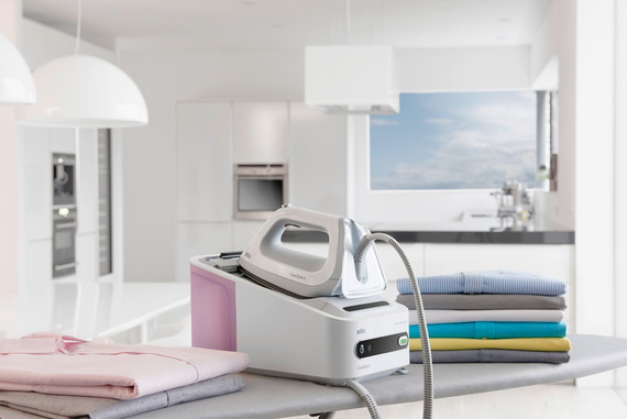 Braun Centrale vapeur CareStyle  IS5043WH