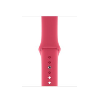 Apple Bracelet Sport Hibiscus pour Apple Watch 40 mm (S/M/L)