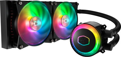 Coolermaster MasterLiquid ML240R RGB - MLX-D24M-A20PC-R1