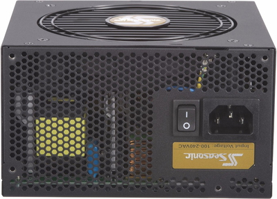 Seasonic 550 W Focus Gold - SSR-550FM