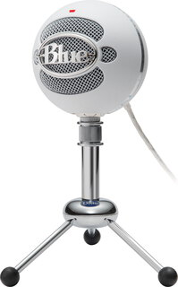 BLUE MICROPHONE USB-microfoon Snowball - Wit
