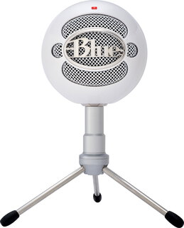 BLUE MICROPHONE USB-microfoon Snowball iCE - Wit