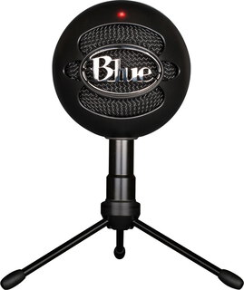 BLUE MICROPHONE Microphone USB Snowball iCE - Noir
