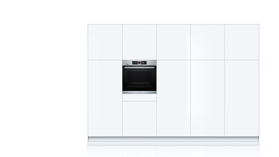 Bosch Four encastrable HBG676ES6 Home Connect