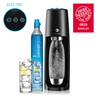 Sodastream Machine à eau Pétillante Spirit One-Touch Black