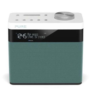 Pure Pop Maxi S stereo DAB+/FM Radio - Mint