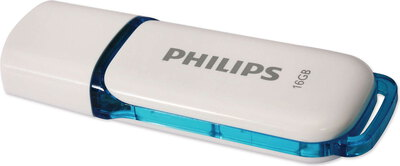 Philips 16 GB USB 2.0 flash drive - Wit