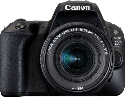 Canon EOS 200D + objectif EF-S18-55 mm IS STM