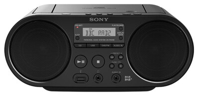 Sony Radio ZS-PS55B Boombox