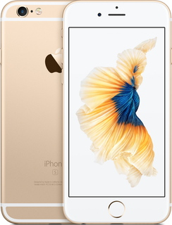 Apple iPhone 6s 32 GB Or