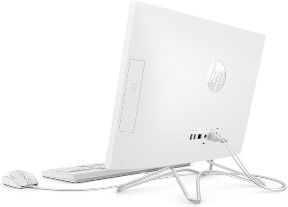 HP 22 All-in-one PC 22-C0028NB Blanc neige