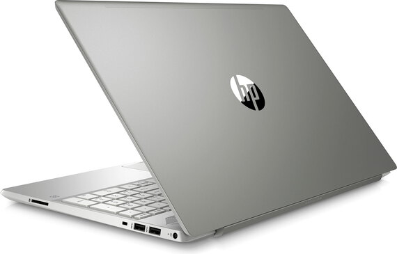 HP Pavilion Notebook 15-CW0110NB Mineral silver