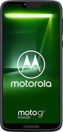 Motorola Moto G7 Power Ceramic Black