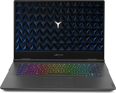 Lenovo Legion Y740-15ICHg Black gaming laptop - 512 GB SSD