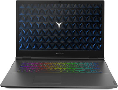 Lenovo Legion Y740-17ICHg Black gaming laptop - 512 GB SSD