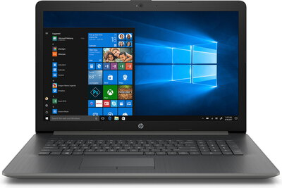 HP Notebook 17-CA0118NB Smoke Gray