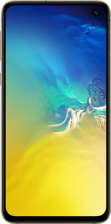 Samsung Galaxy S10e Canary Yellow