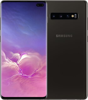 Samsung Galaxy S10+ Ceramic Black - 512 Go