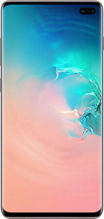 Samsung Galaxy S10+ Ceramic White - 512 Go
