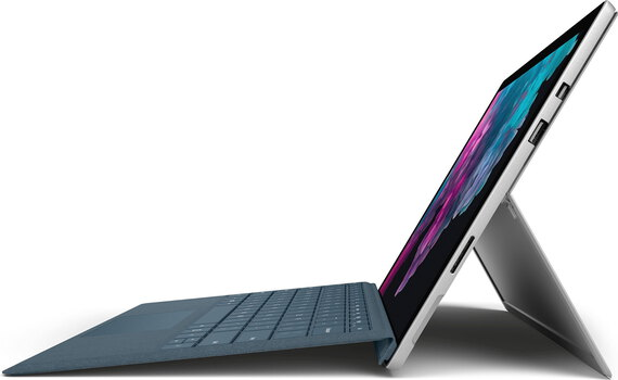Microsoft Surface Pro 6 Platinum - Core i5 - 256 GB SSD - 8 GB RAM