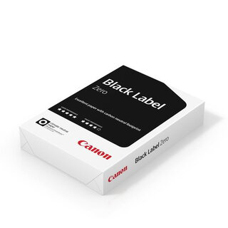 Canon Black Label Zero - 500 vellen 80g/m²