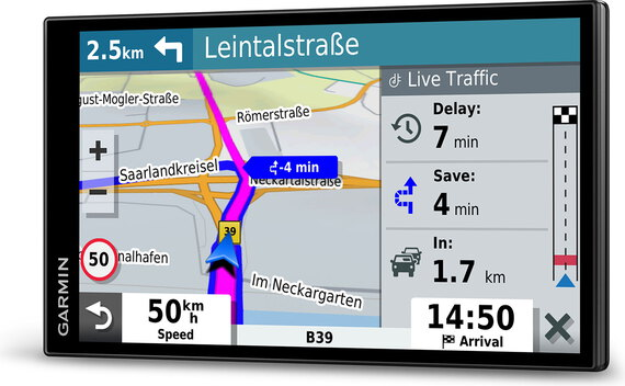 Garmin DriveSmart™ 65 & Digital Traffic - Europa