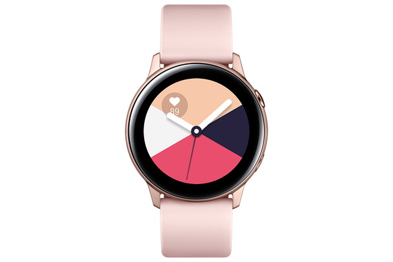 Samsung Galaxy Watch Active - Pink Beige