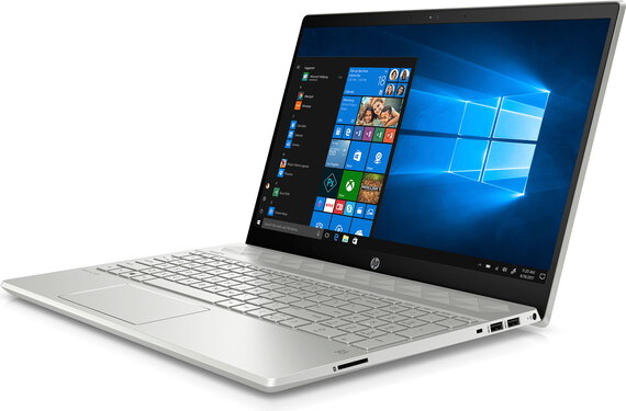 HP Pavilion Notebook 15-CS1013NB Mineral silver