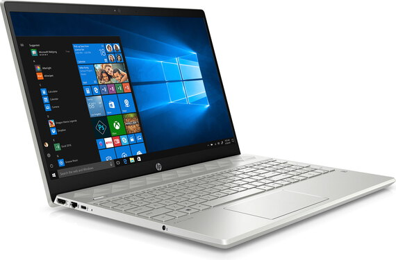 HP Pavilion Notebook 15-CS1027NB Mineral silver
