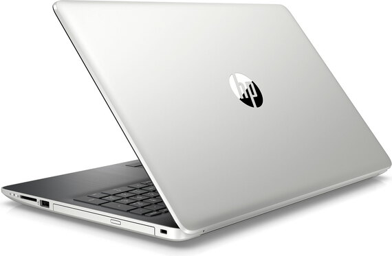 HP Laptop 17-BY1033NB Argent naturel