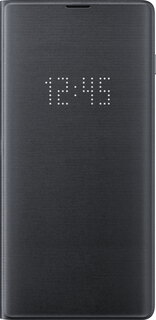 Samsung LED view cover voor Galaxy S10+ - Zwart