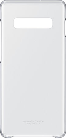 Samsung Clear cover voor Galaxy S10+