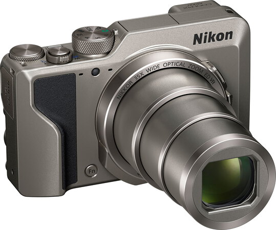 Nikon Coolpix A1000 Gris - 35x zoom optique