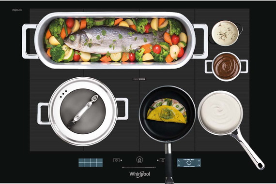 Whirlpool Taque induction SMP 778 C/NE/IXL