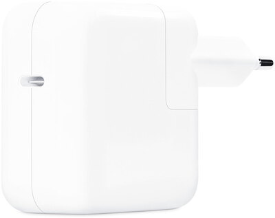 Apple USB C-netstroomlader - 30 W - MR2A2ZM/A