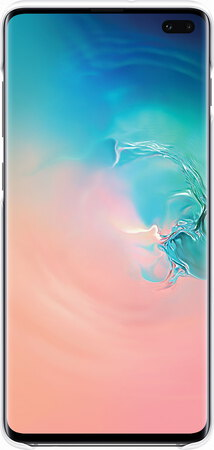Samsung LED cover pour Galaxy S10+ - Blanc