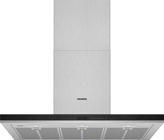 Siemens Hotte décorative LC91BUV50 Home Connect