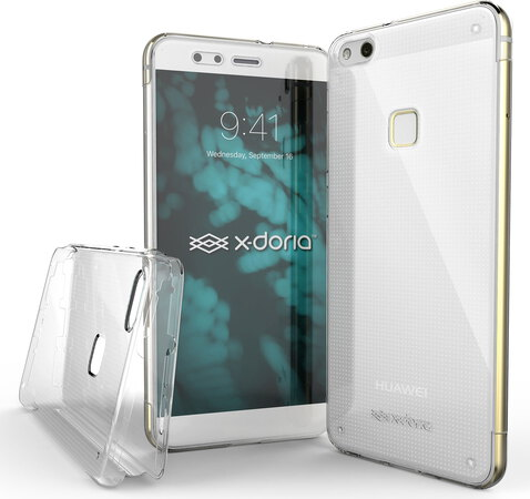 X-Doria Defense 360 voor P10 Lite - Clear