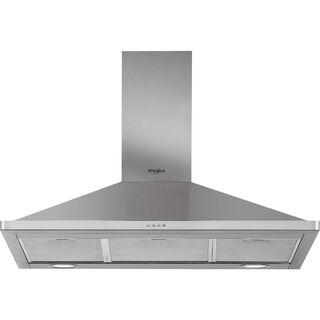Whirlpool Hotte décorative WHCN 94 F LM X